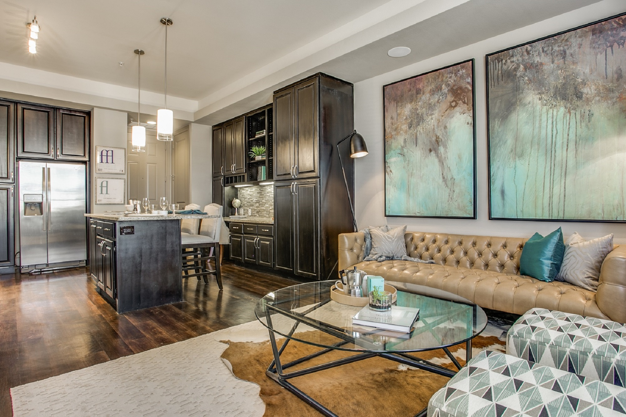 . The Kelton at Clearfork New Luxury Apartments In Fort Worth  TX