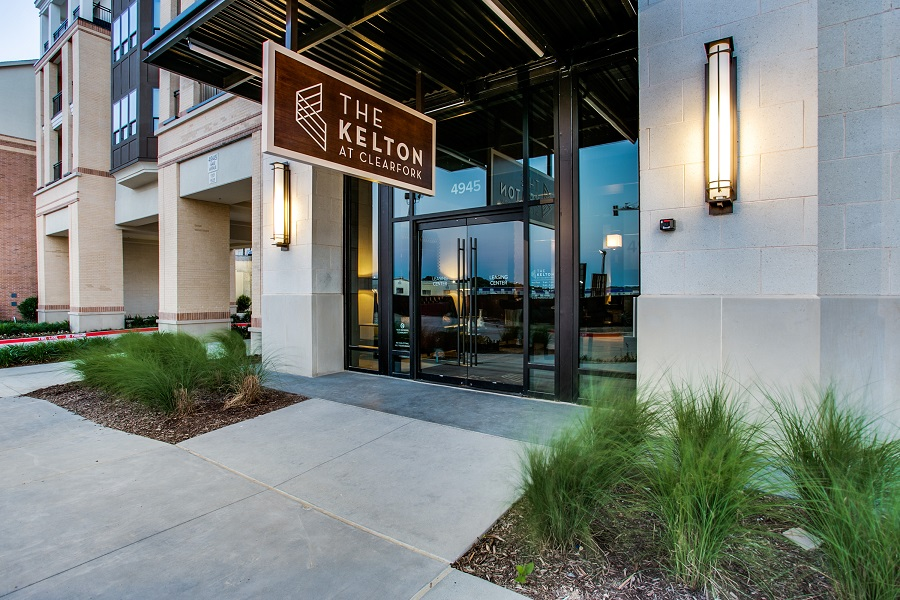 the kelton at clearfork luxury fort worth texas apartments for rent