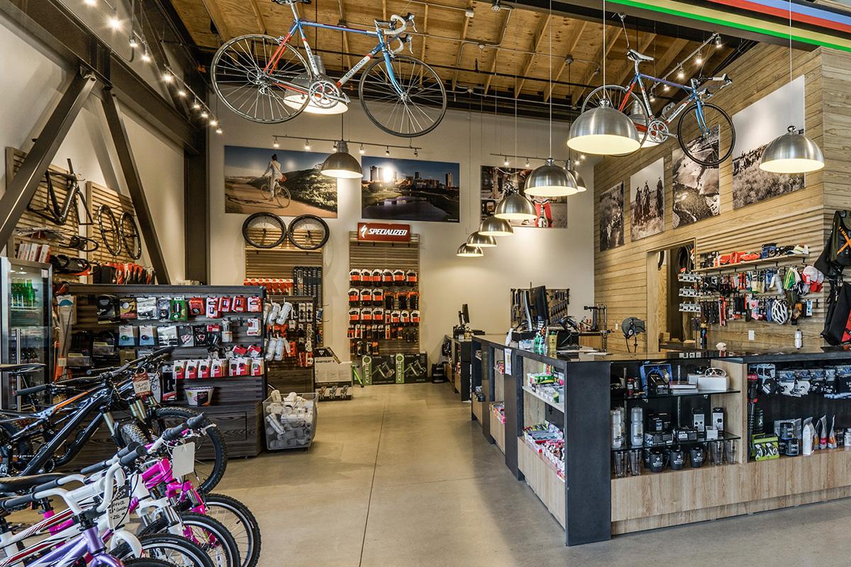 Mellow Johnny's Bike Shop