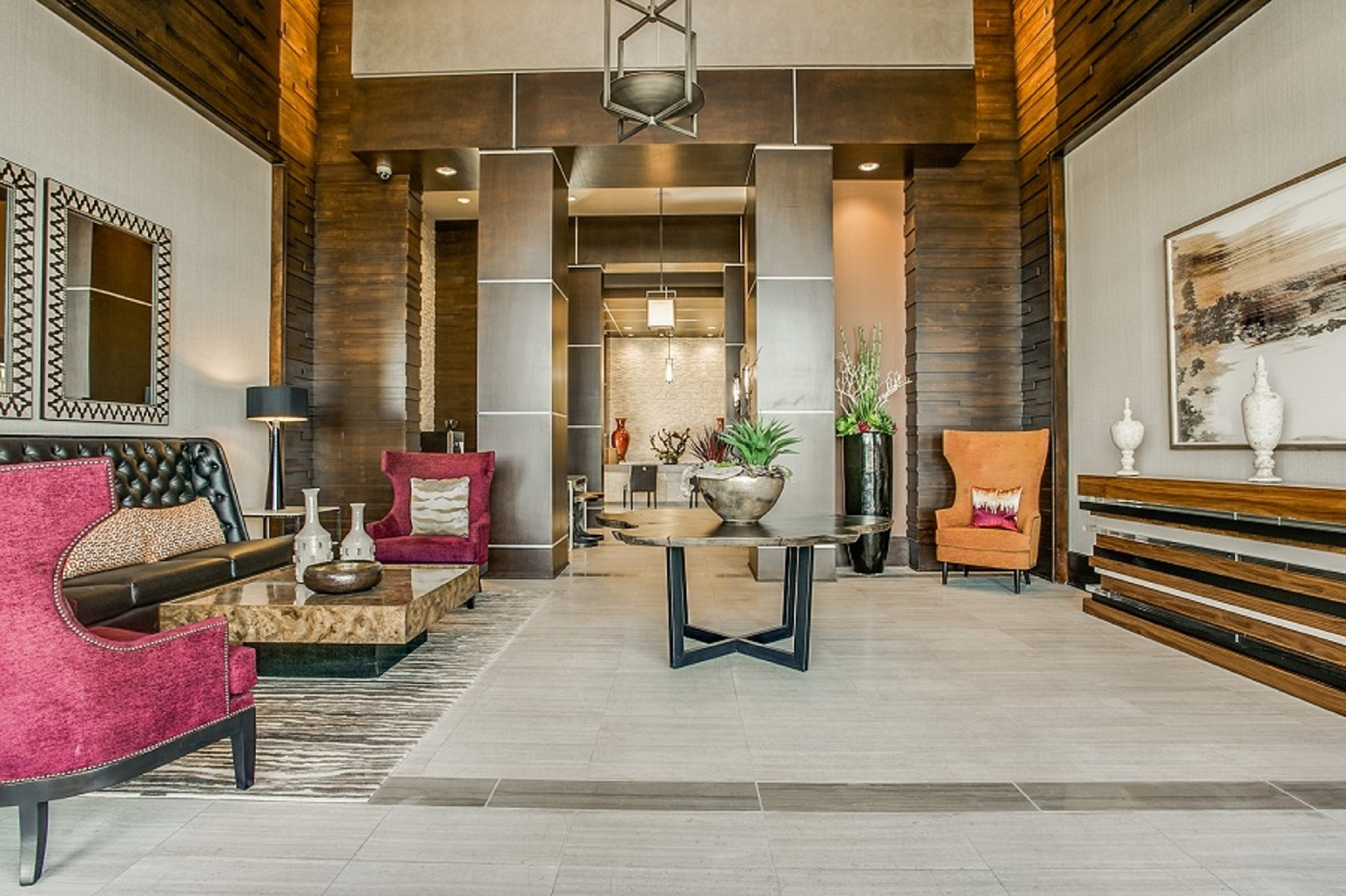 The Kelton At Clearforkluxury Apartment Living In Fort Worth Texas