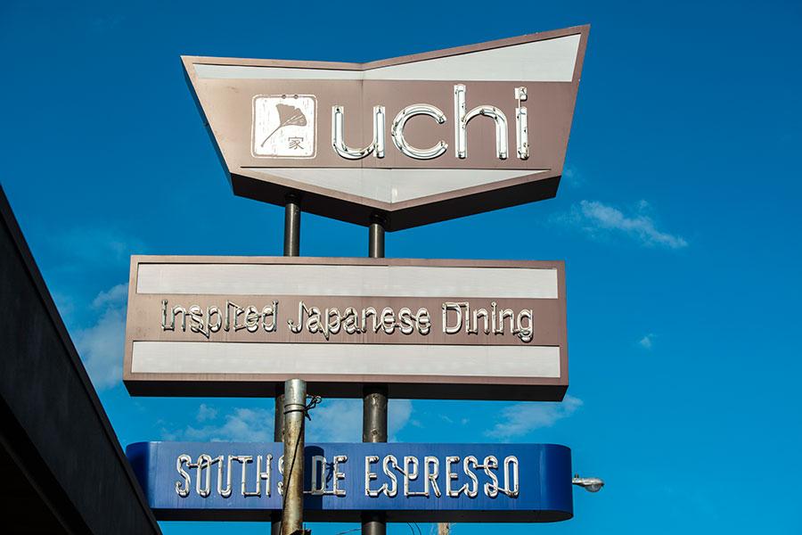 Uchi Japanese dining